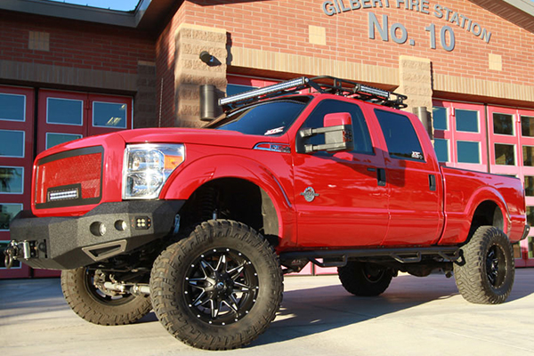 fuel lethal wheels f350 lifestyle
