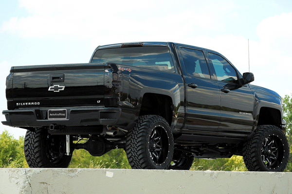 fuel lethal wheels silverado rear lifestyle