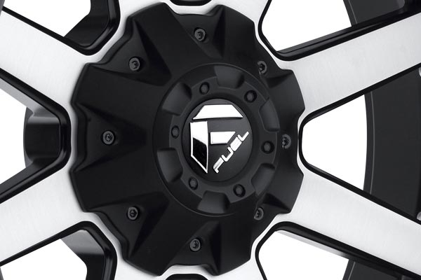 fuel maverick wheels center cap