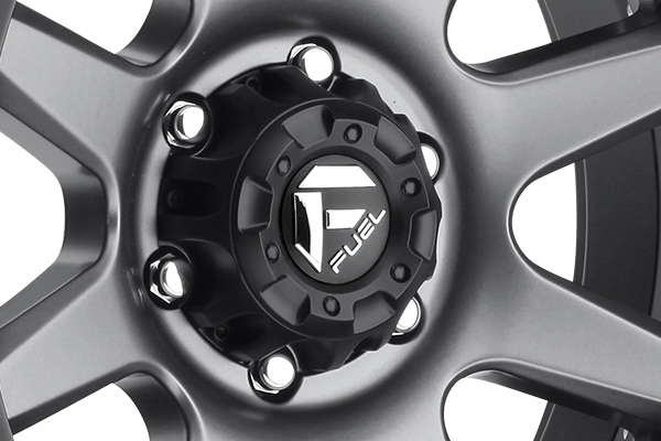 fuel rampage wheels center cap