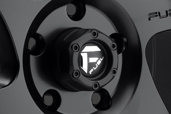 fuel rotor wheels center cap