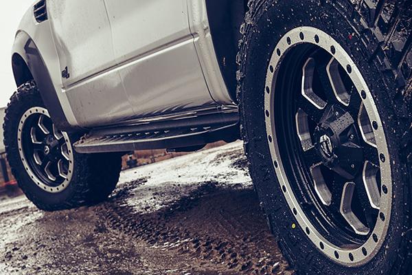 fuel savage wheels f150 raptor detail