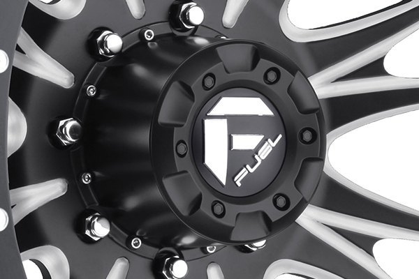 fuel throttle dually wheels center cap