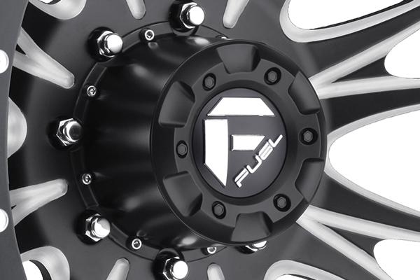 fuel throttle dually wheels center cap