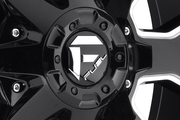 fuel titan wheels center cap