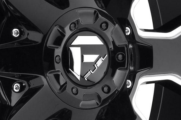 fuel titan wheels center cap