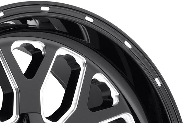 fuel titan wheels lip