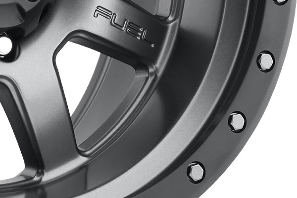fuel trophy wheels spoke