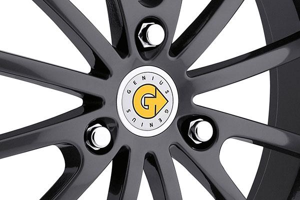genius darwin wheels center