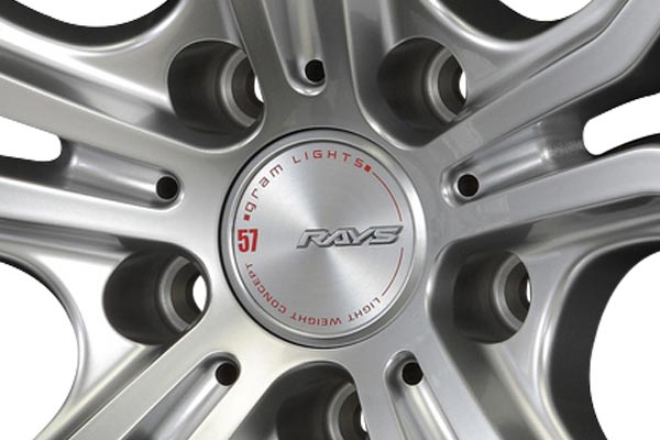 gram lights 57fxx wheels center cap