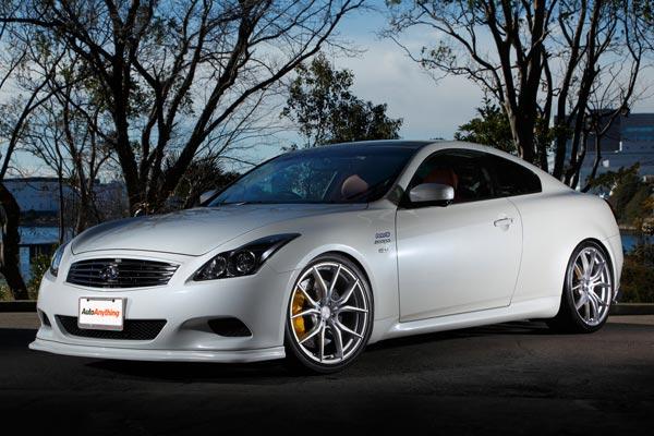 gram lights 57fxx wheels infinti g37 lifestyle
