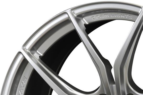 gram lights 57fxx wheels lip