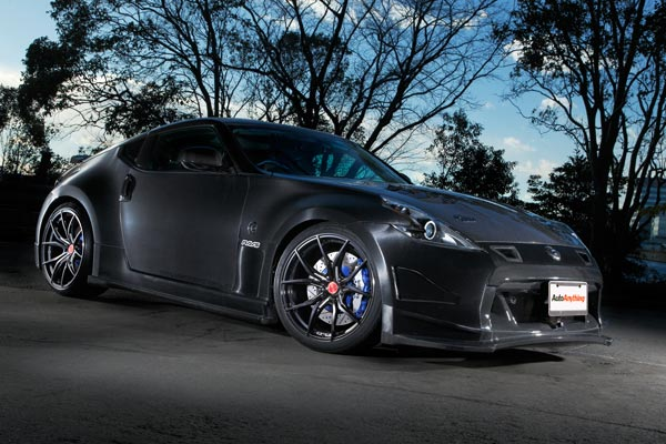 gram lights 57fxx wheels nissan 370z lifestyle