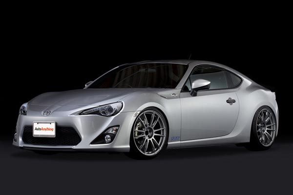 gramlight 57 xtreme scion frs lifestyle