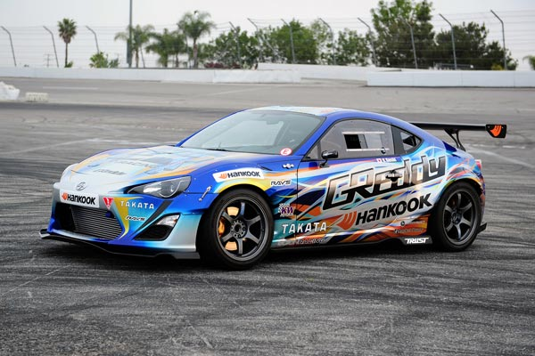 gramlights 57dr wheels scion frs drift lifestlye
