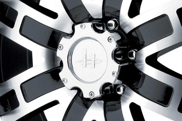 helo he835 wheels center cap