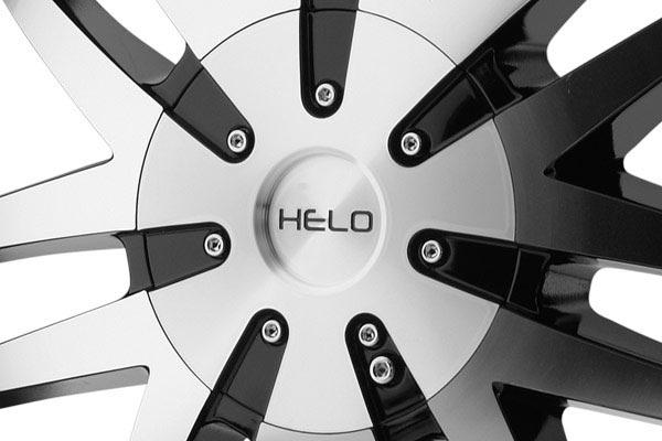helo he868 wheels center cap