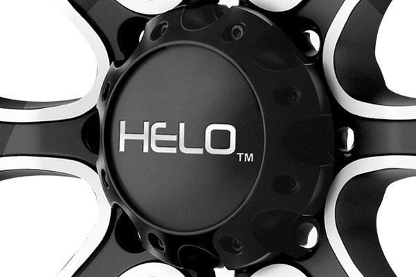 helo he879 wheels center cap