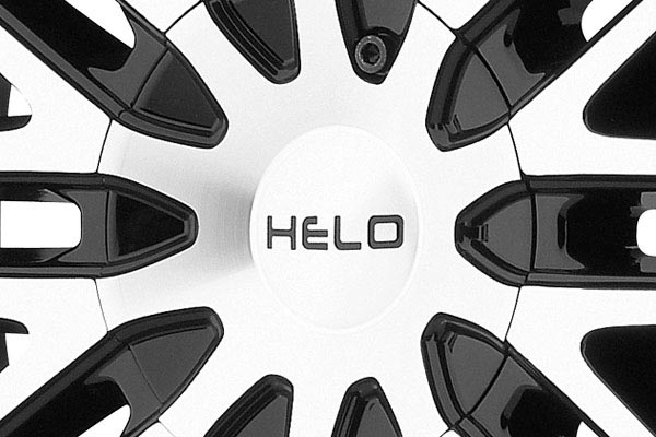 helo he880 wheels center cap
