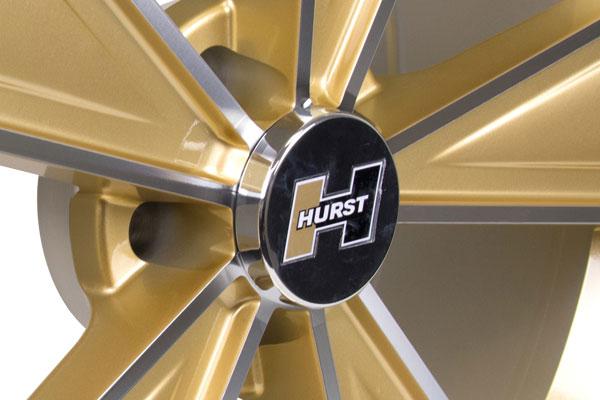 hurst dazzler wheels center cap