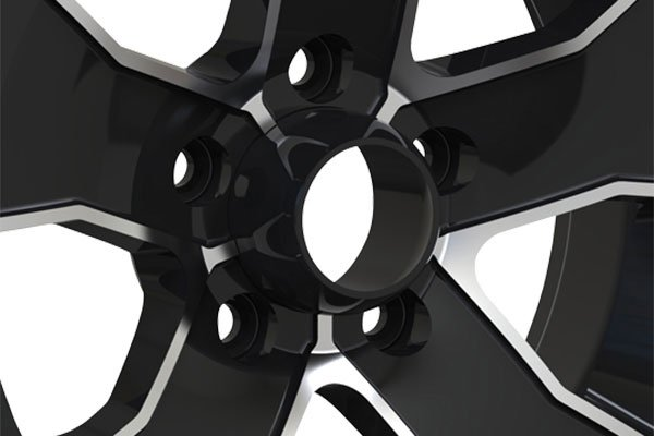 ion alloy style 14 trailer wheels center