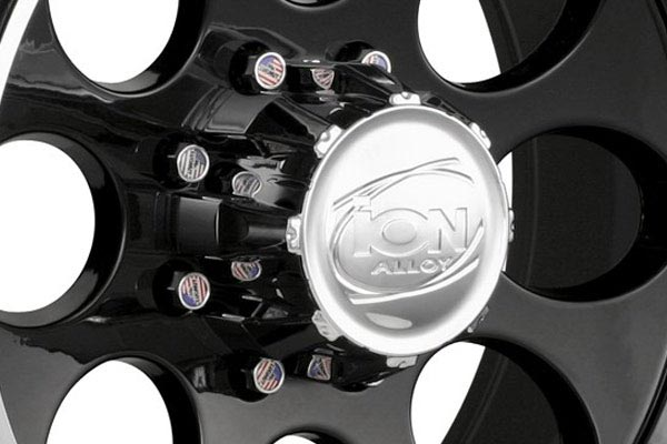 ion alloy 174 wheels center cap