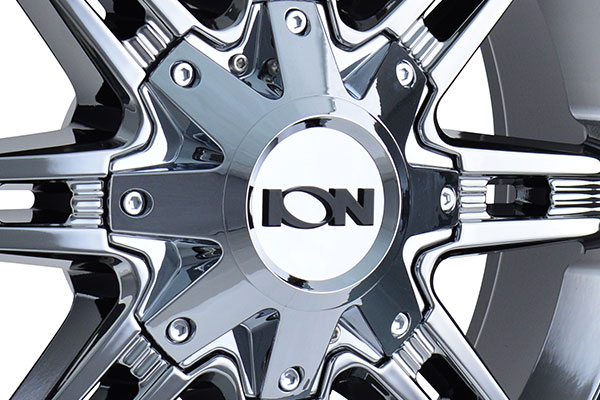 ion alloy 184 wheels center cap