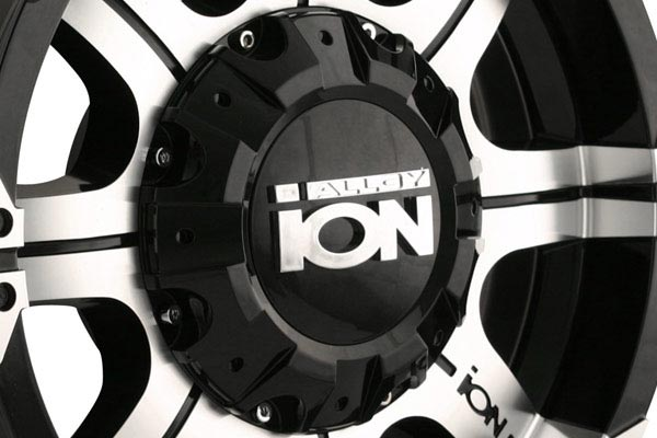 ion alloy 187 wheels center cap