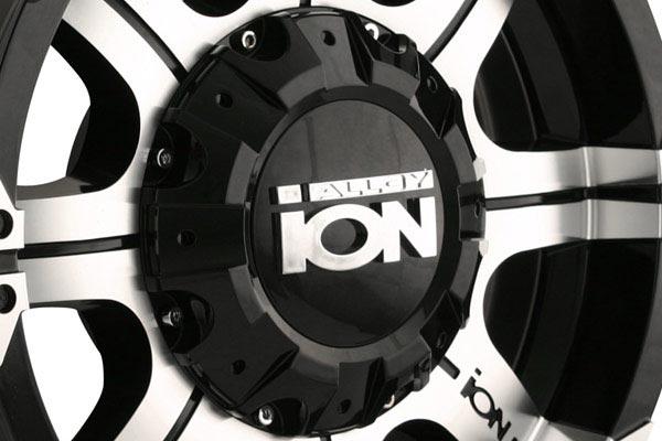 ion alloy 187 wheels center cap