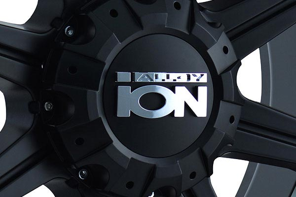 ion alloy 196 wheels center cap