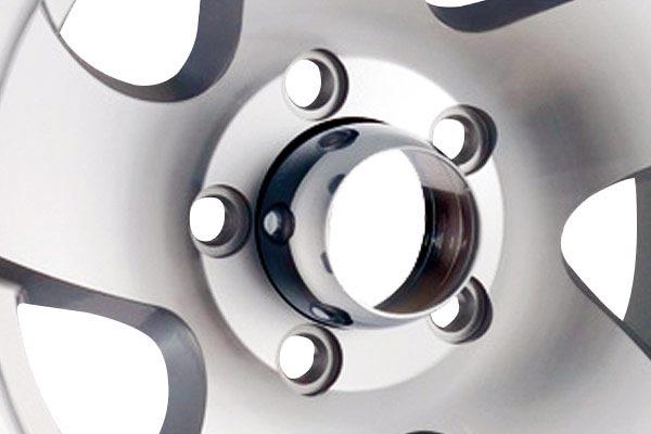 ion alloy style 10 trailer wheels center cap
