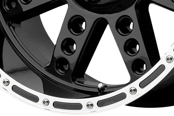 kmc xd series XD766 diesel gloss black spoke