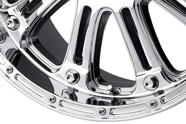kmc xd series XD795 hoss chrome spoke