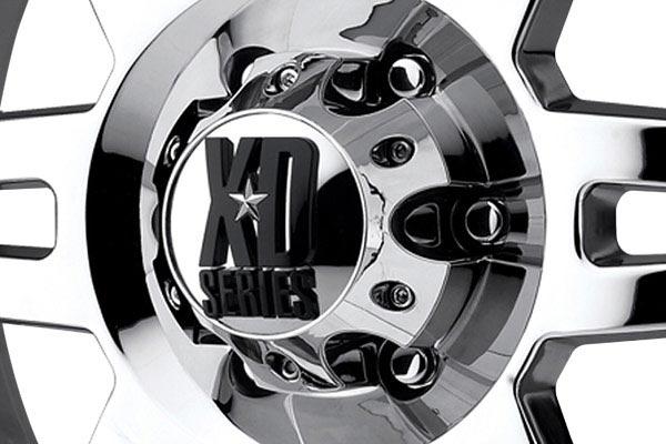 kmc xd series XD797 spy chrome center cap