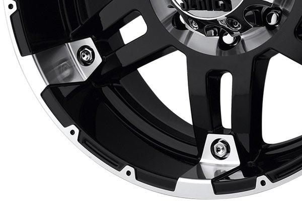kmc xd series XD797 spy gloss black machined spoke