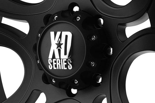 kmc xd series XD801 crank matte center cap