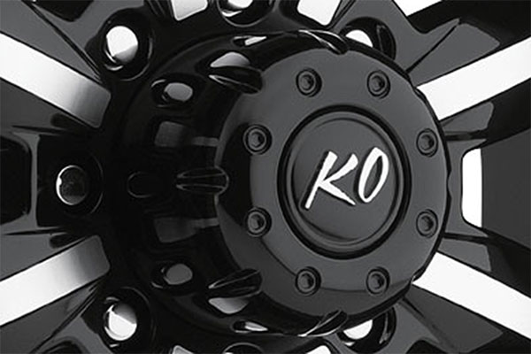 ko offroad 808 dirty harry wheels center