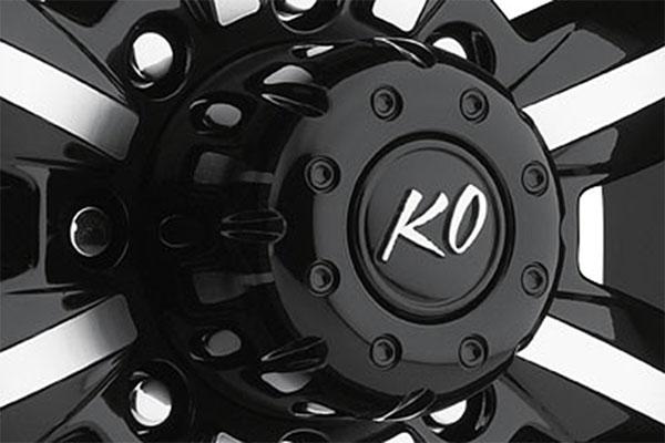 ko offroad 808 dirty harry wheels center