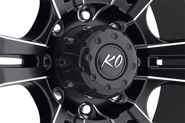 ko offroad 835 wheels center