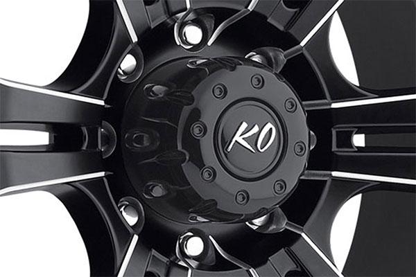 ko offroad 835 wheels center