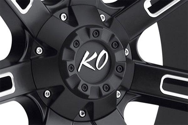 ko offroad 840 anaconda wheels center
