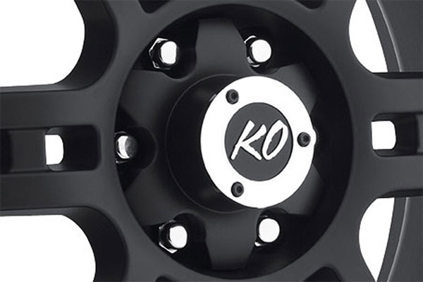 ko offroad 855 wheels center