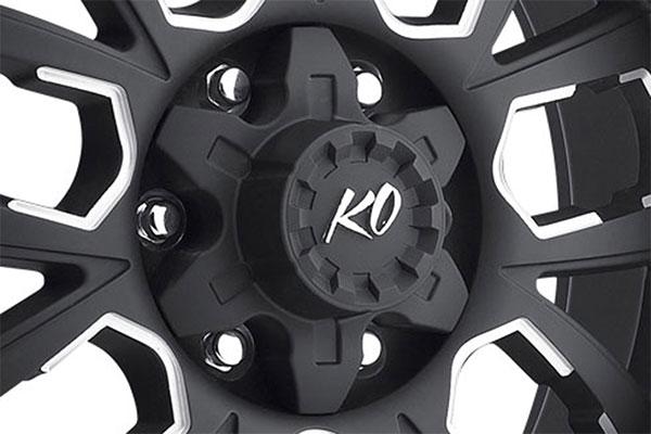 ko offroad 870 wheels center