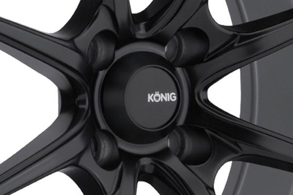 konig helix wheels center