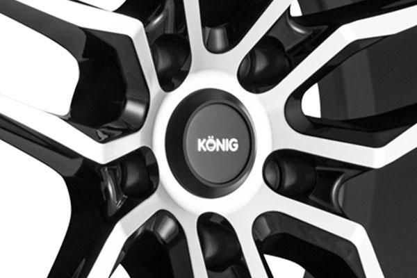 konig intention wheels center