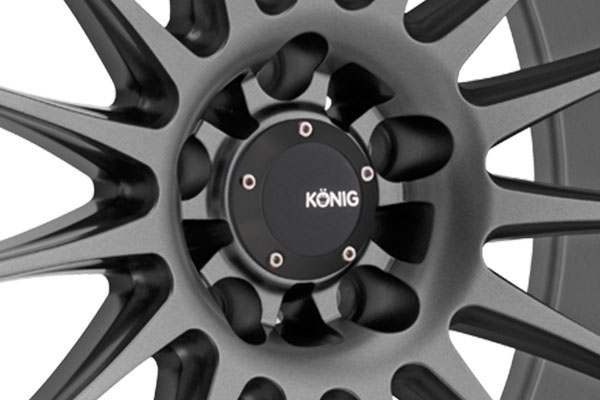 konig rennform wheels center