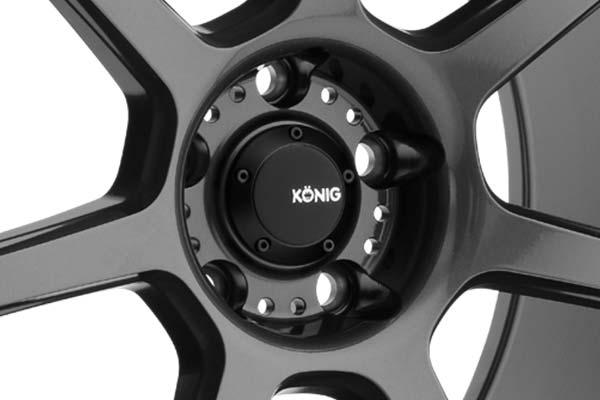 konig ultraform wheels center
