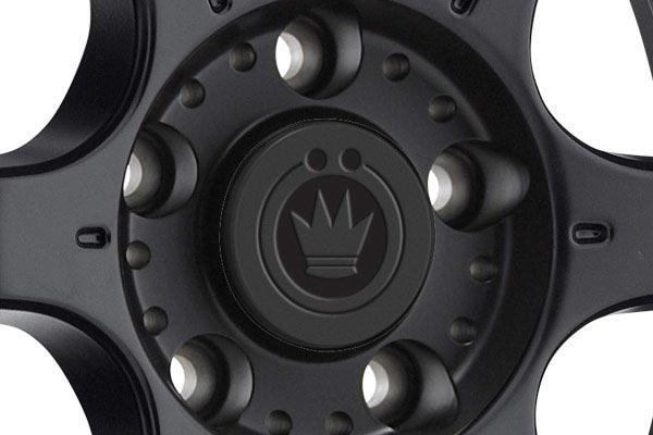 konig backbone wheels center cap