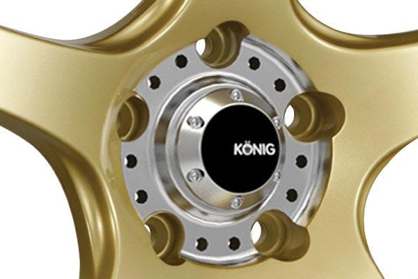 konig centigram wheels center cap