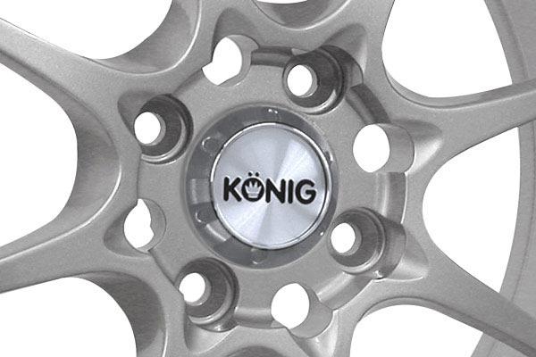 konig helium wheels center cap